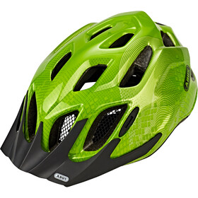ABUS MountX Helmet Barn apple green